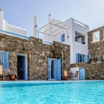 Villette con piscina Mykonos · Date Flessibili