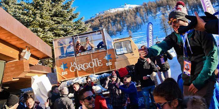 Viaggio Evento di Capodanno a Sestriere, San Sicario · Piemonte