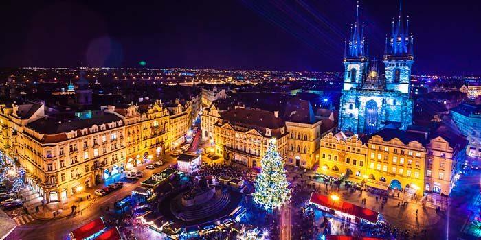 Viaggio Evento di Capodanno a Praga · Repubblica Ceca
