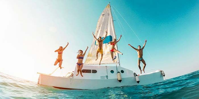 Barca a Vela Experience in Grecia · Golfo Saronico