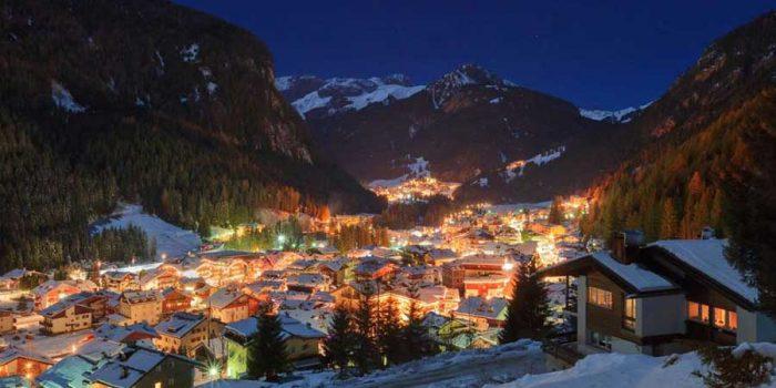 Capodanno in Baita a Canazei · Trentino Alto Adige