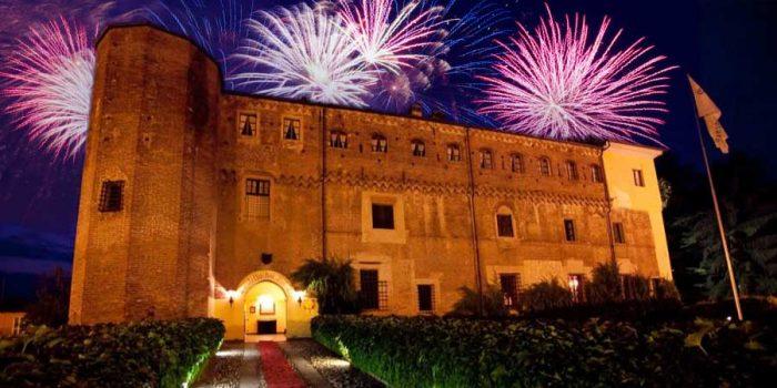 Capodanno a Torino · Castello dei Solaro
