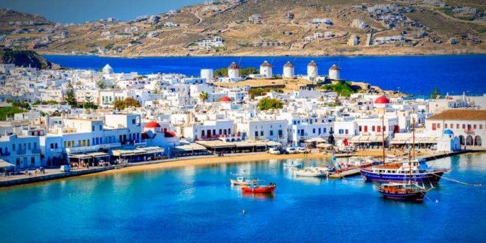 Viaggio Evento a Mykonos · Grecia