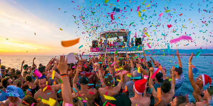 boat party Pag