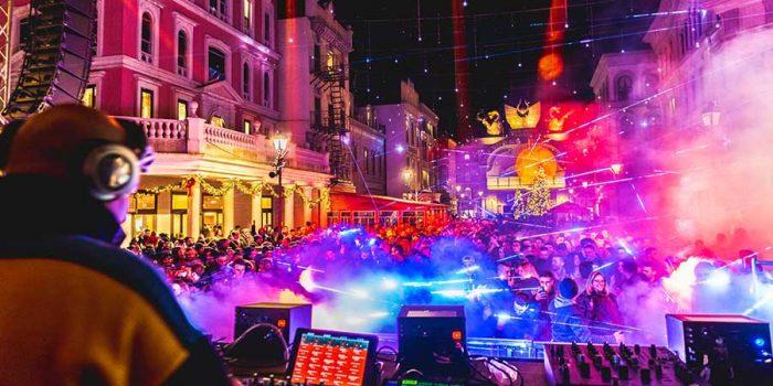 Capodanno a Roma · Cinecittà World