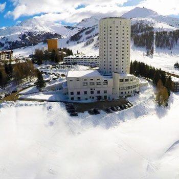 Grand Hotel Duchi D'Aosta · Torre Bianca