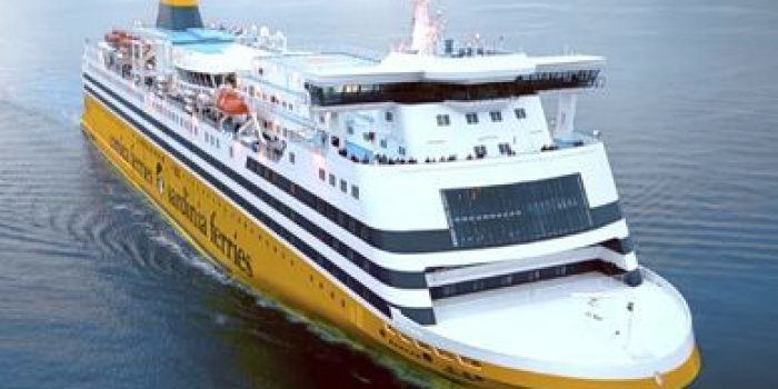 Nave Livorno > Golfo Aranci A/R