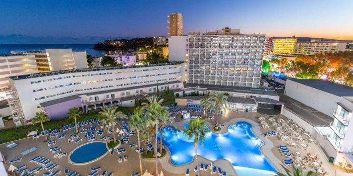 Hotel SAMOS **** All Inclusive Magaluf · Date Flessibili